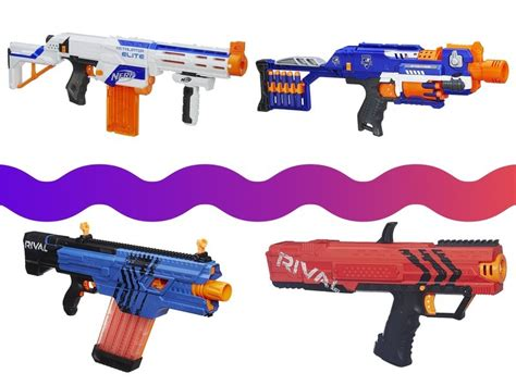 s one day sale on blasters proves today is nerf or
