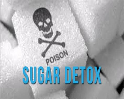 How To Completely Detox Your From Sugar by How To Completely Detox From Sugar In 10 Days By Dr