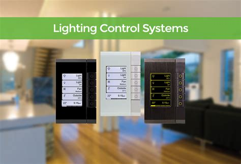 lighting systems from schneider electric installed