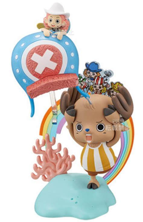 One Banpresto Chopper In one tony tony chopper premialive ver chopper in