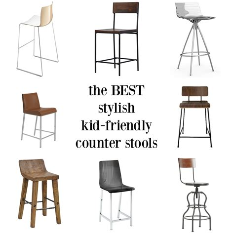 Best Counter Stools by The Counter Stools Search The Best Stylish Kid Friendly