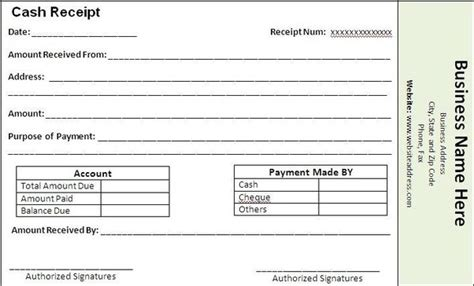 Accounting Receipt Template by What Are The Exact Differences Between Invoices Bill And