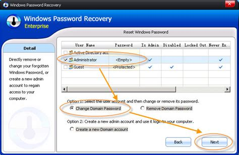 windows reset domain password how to change domain password on windows server 2012 2008 2003