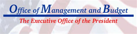 Office Of Management And Budget by Null
