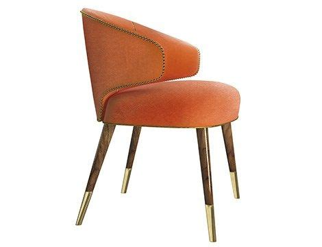 Dining Room Furniture Chairs Upholstered Velvet Chair Tippi Century Collection By Ottiu