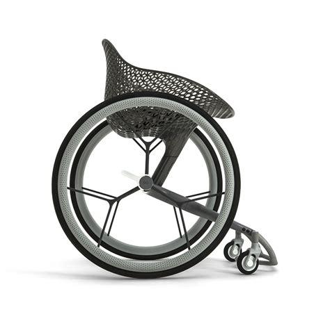 la sedia a rotelle la prima sedia a rotelle di design stata in 3d