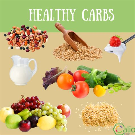 carbohydrates in maintaining the diet with carbs dialinter