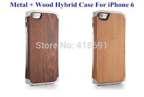 Sgp Neo Hybrid Ex Plastic For Iphone 6 Oem Gray 1 for iphone 6 5 5 inch wooden wood bamboo aluminum