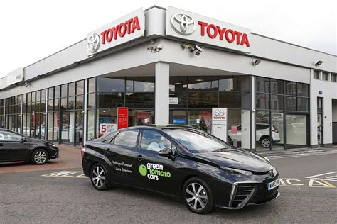 Toyota Dealer Services The Car Of The Future In An Hour