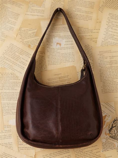 Coach Karee Leather Purse by Lyst Free Vintage Coach Brown Leather Purse In Brown