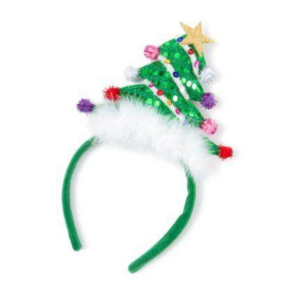 christmas tree headband if only i had this stuff