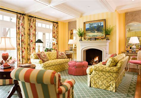 yellow and green living room ideas colorful living rooms traditional home
