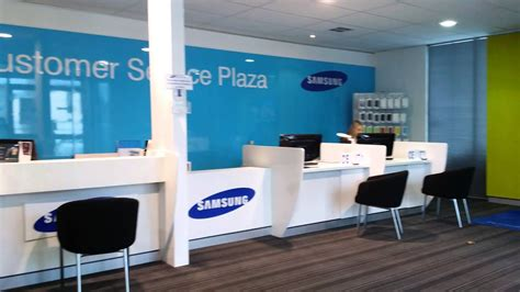 samsung customer service plaza