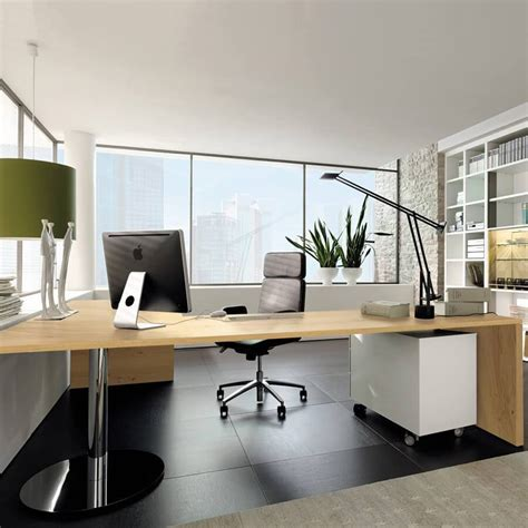 inspirasi rancangan ruang kerja  nyaman diterapkan