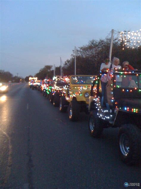 christmas parade jeep the jeep wave page 5