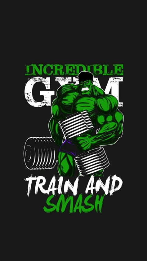 hulk wallpaper  hulk smash hulk gym art