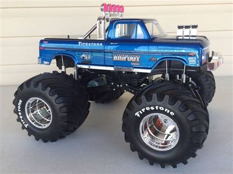 bigfoot monster truck model 38 best images about rc s on pinterest radios trucks