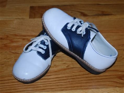 toddler oxford saddle shoes stride rite toddler saddle oxfords black white sz