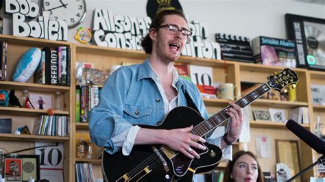 Tiny Desk Concerts Npr by Hozier Tiny Desk Concert Npr