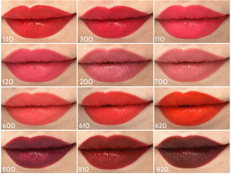 Lipstik The One rimmel the only 1 lipstick collection review and swatches the happy sloths makeup