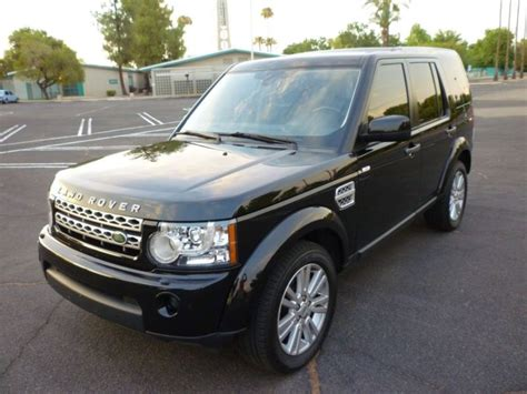 buy car manuals 2010 land rover lr4 electronic valve timing buy used 2010 land rover lr4 in gold canyon arizona united states for us 16 400 00