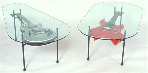 guitar coffee table guitar coffee table
