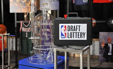 la draft lottery nba spiegata ai meno esperti