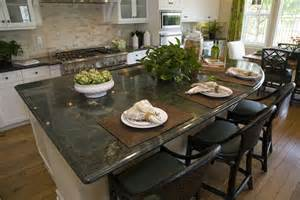 style kitchen golden riviera granite countertops