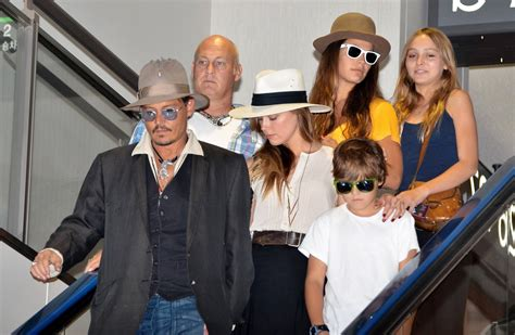 Johnny Children Pictures johny depp family siblings parents children