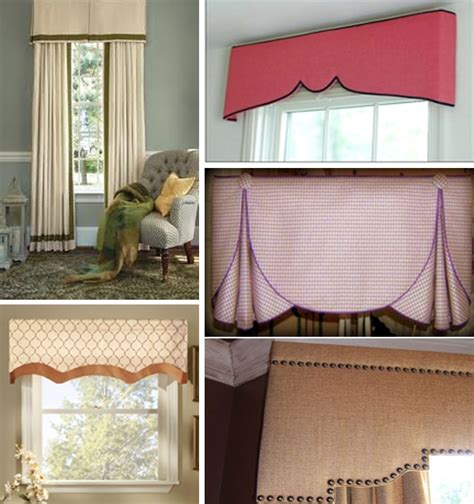 window treatment types types of valences custom 25 best window valances ideas on