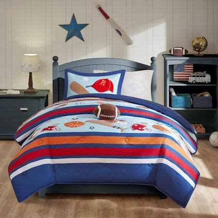 baseball bedding twin baseball football sports boys bedding twin full queen