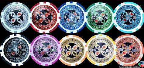 Maletines 500 fichas poker modelo Ultimate (Economicos)