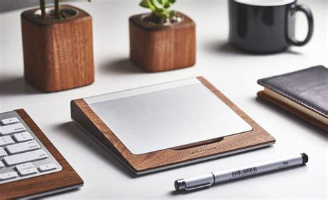 Apple Desk Accessories Grovemade Desk Collection Cool Material