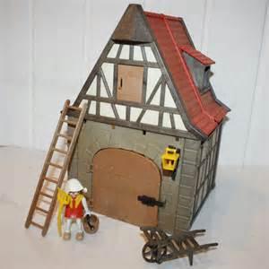 3443 grange moyen 226 ge playmobil 1978 play original