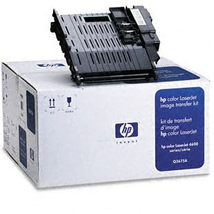 q3675a image transfer kit hp genuine oem