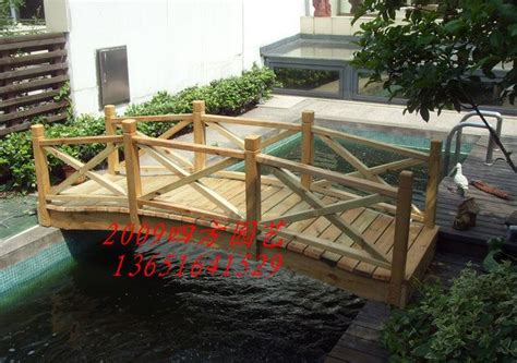 small wooden bridge small wooden bridges for gardens outside this new old house pinte