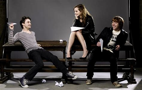 emma watson and daniel radcliffe film famous actors and their famous roles stylefrizz