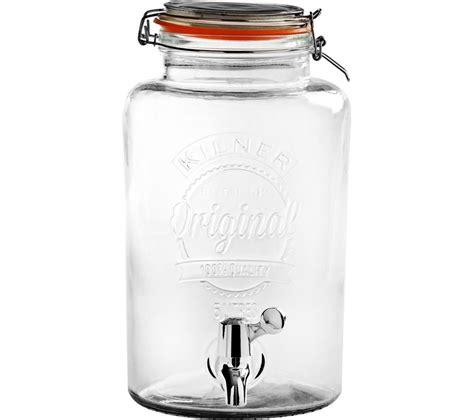 Porta Jar 10 Liter buy kilner 5 litre drinks dispenser free delivery currys