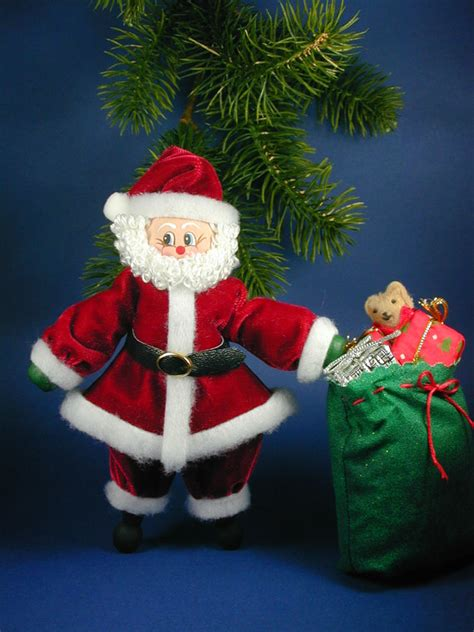american santa claus ornaments santa claus clothespin ornament doll american santa