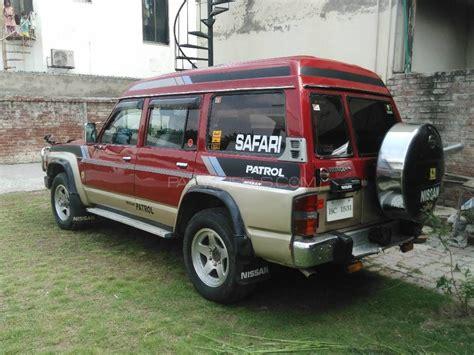 nissan patrol 1990 nissan patrol 4 2 sgl 1990 for sale in lahore pakwheels