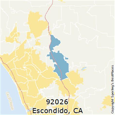 zip code map escondido ca best places to live in escondido zip 92026 california