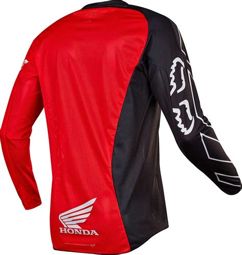 honda motocross gear 2017 fox racing 360 honda jersey mx motocross off road