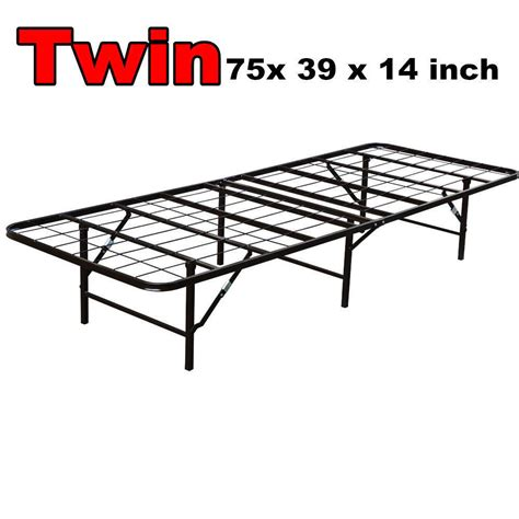 Folding Metal Bed Frame Folding Metal Bed Frame King Size Platform Quest Easy Can Bed Cing Beds Bed Frames