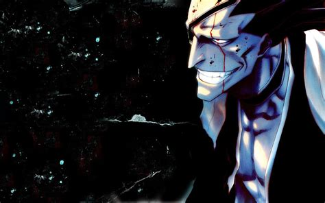 wallpaper anime web 290 kenpachi zaraki hd wallpapers background images