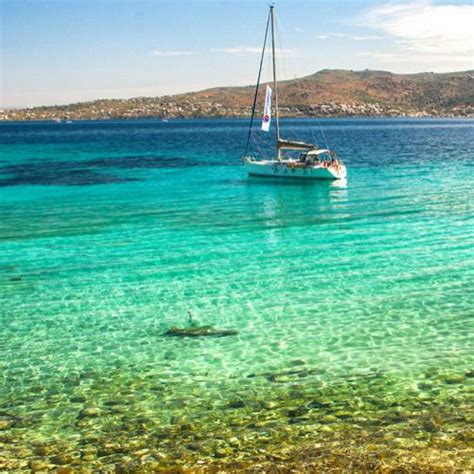 sailing boat greece greece yacht tours private charters sail in greece