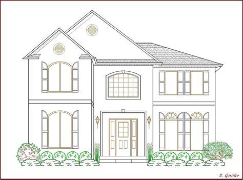 imagenes de casas lindas para dibujar casas modernas para dibujar imagui