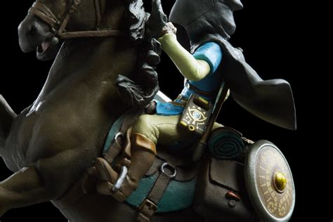Amiibo Link Rider The Legend Of Breath Of The the legend of breath of the series amiibo revealed coming 2017