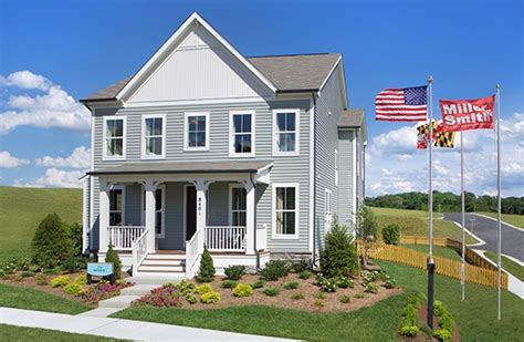 new homes for sale in frederick montgomery county