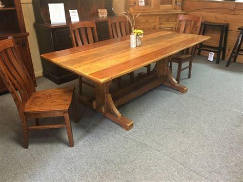 cajun timber frame table  pinhook  stock ph   wood furniture
