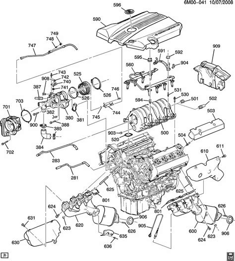 2005 cadillac cts engine diagram 2004 cadillac cts belt diagram